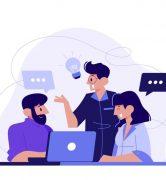 brainstorming entrepreneur